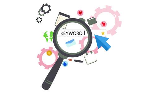 scelta keyword