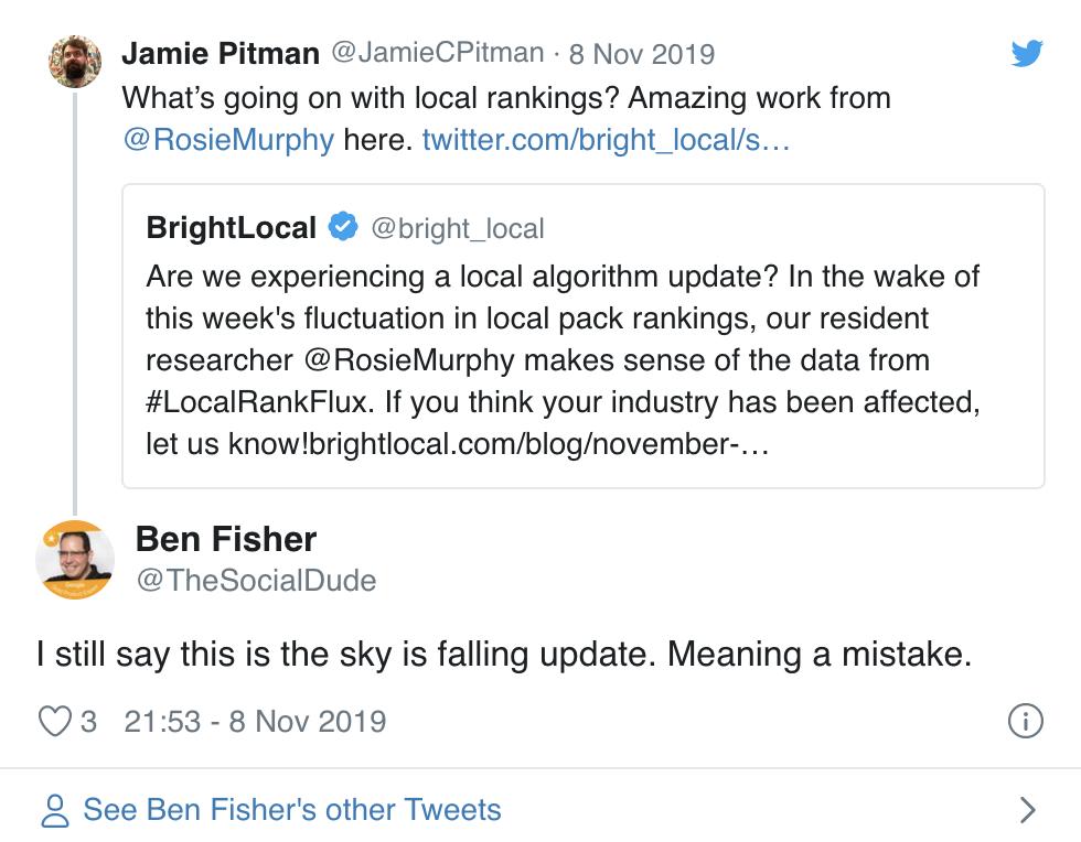 tweet Jamie Pitman